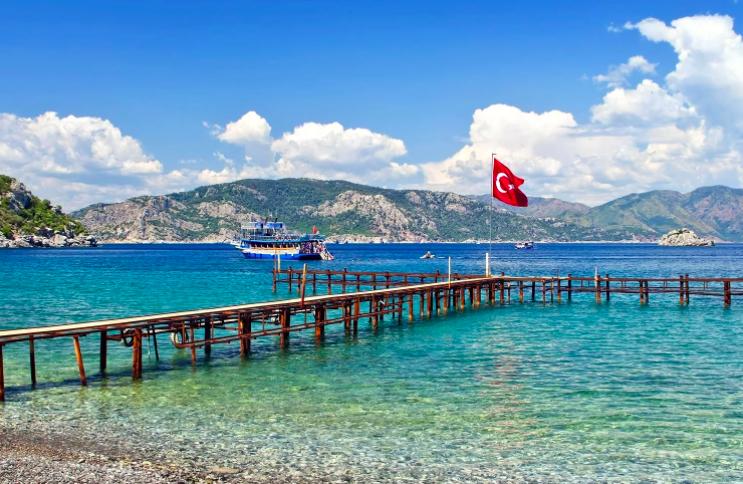 Осенний отдых в Турции