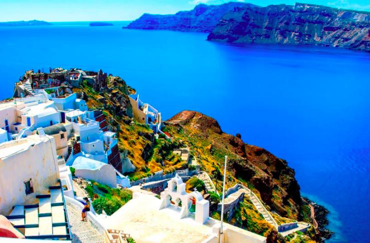 Осенний отдых в Греции
