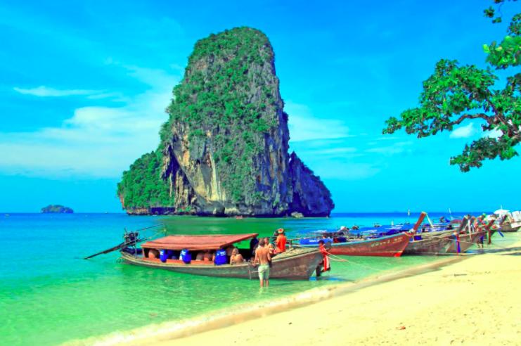 осенний отдых в Тайланде