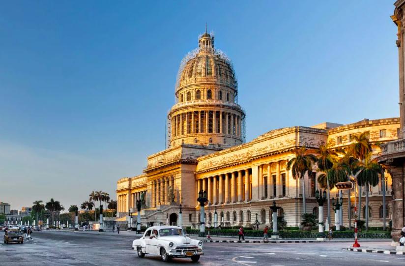 Куба в ноябре