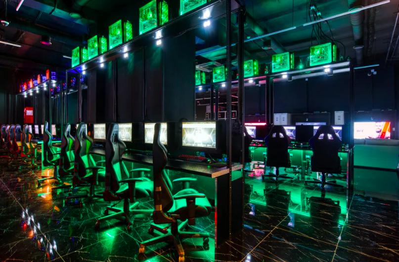 центр киберспорта f5